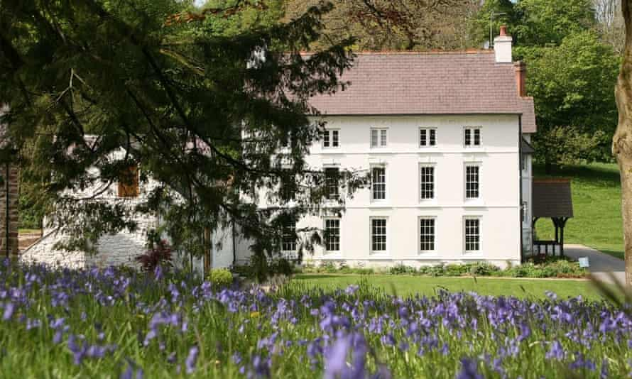Welsh welcome: the Grove, Narberth, Pembrokeshire