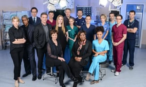 Holby City is in the first tranche of shows being put out to tender by the BBC under new compete and compare rules.