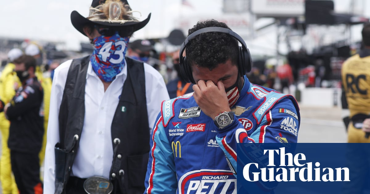 Nascar failed to fight racism for 72 years. Dont praise its support of Bubba Wallace yet