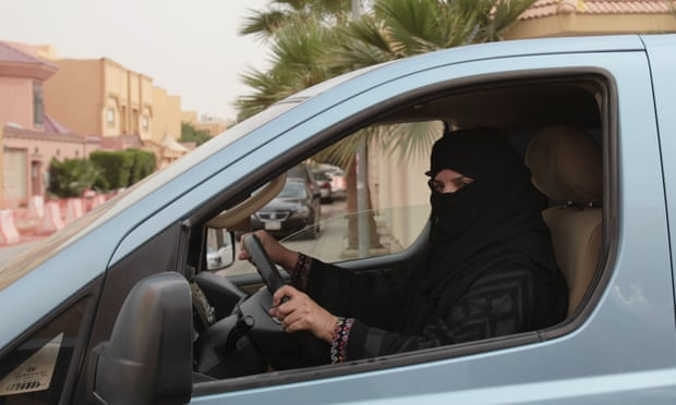 Saudi Arabia's king issues order allowing women to drive