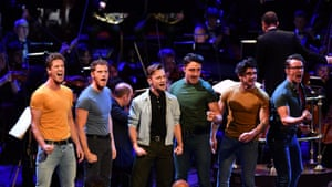 West Side Story at this year's BBC Proms with John Wilson and the John Wilson Orchestra.