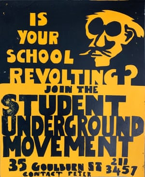 Is Your School Revolting? poster