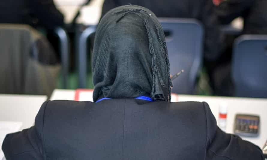 Critics say Bill 21 mainly targets Muslim women who wear hijabs.