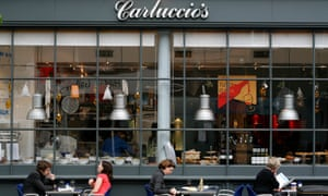 Carluccio's is understood to be preparing to file for administration in the wake of the lockdown.