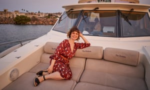 Katie Puckrik in I Can Go for That: The Smooth World of Yacht Rock.