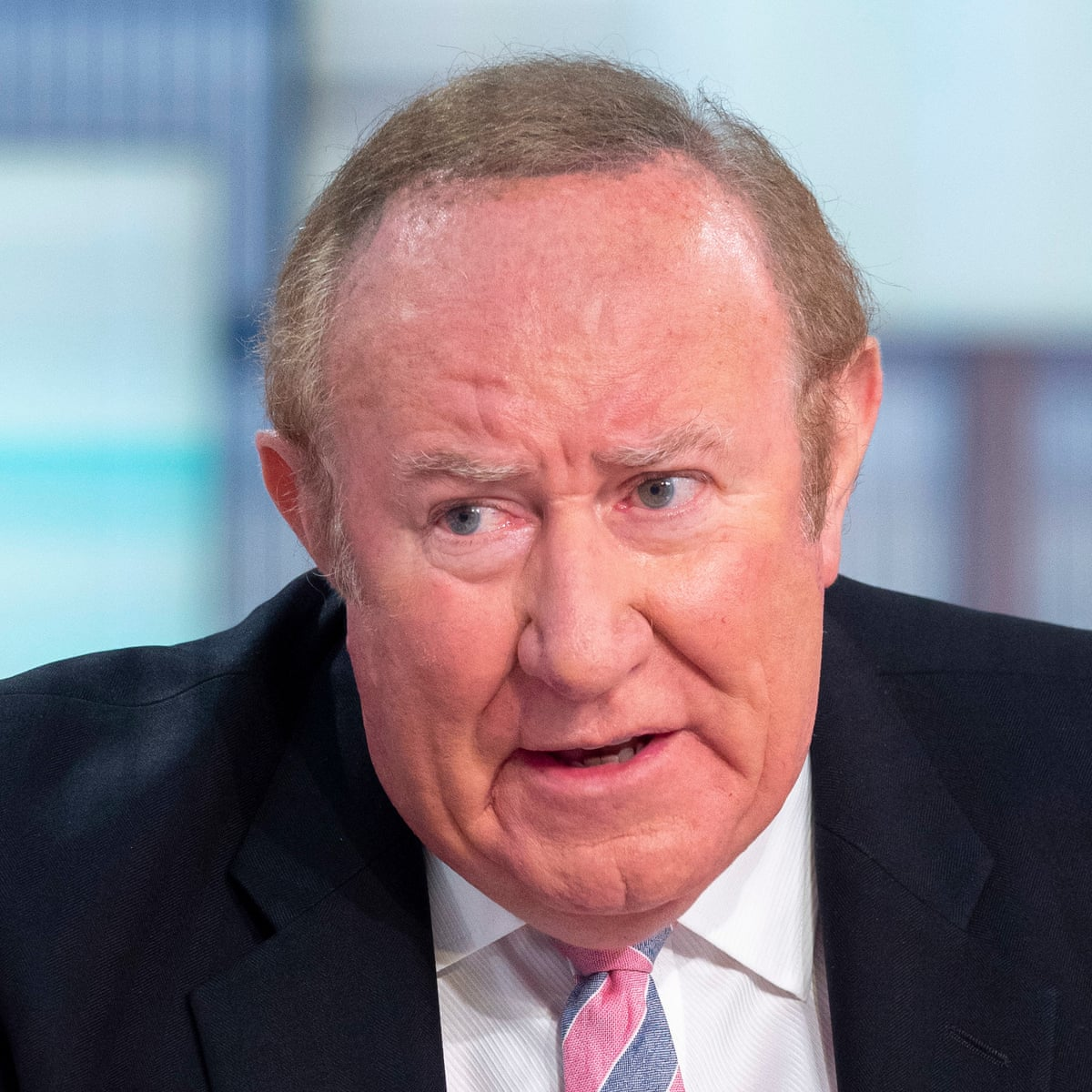 Andrew Neil launches 24-hour news channel to rival BBC and Sky | Andrew Neil | The Guardian