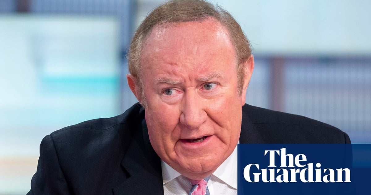 Andrew Neil launches 24-hour news channel to rival BBC and Sky