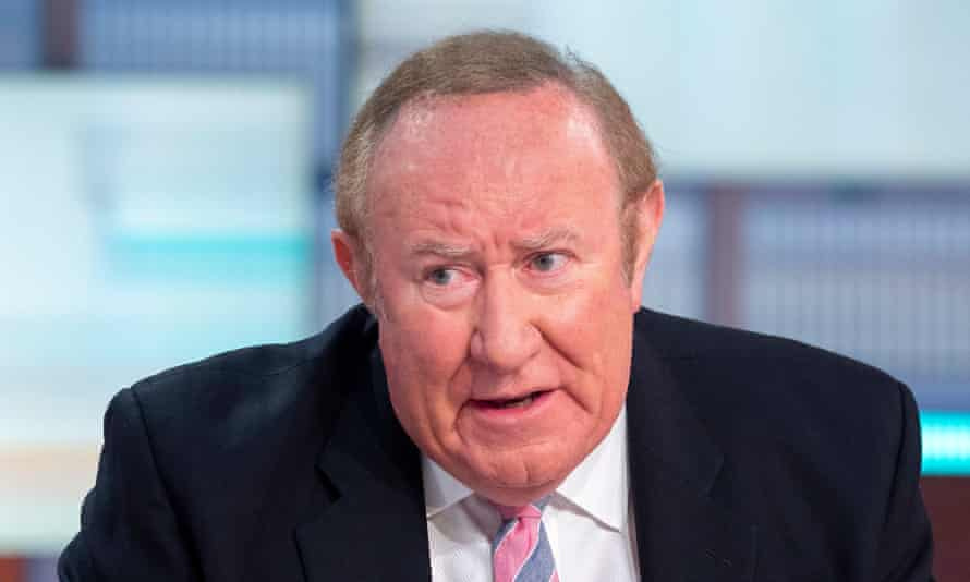 Andrew Neil will be the face and chairman of GB News.