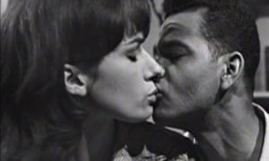 Forbidden love … Lloyd Reckord and Elizabeth MacLennan in You in Your Small Corner – to be shown in the BFI's Forgotten Black TV Drama season.