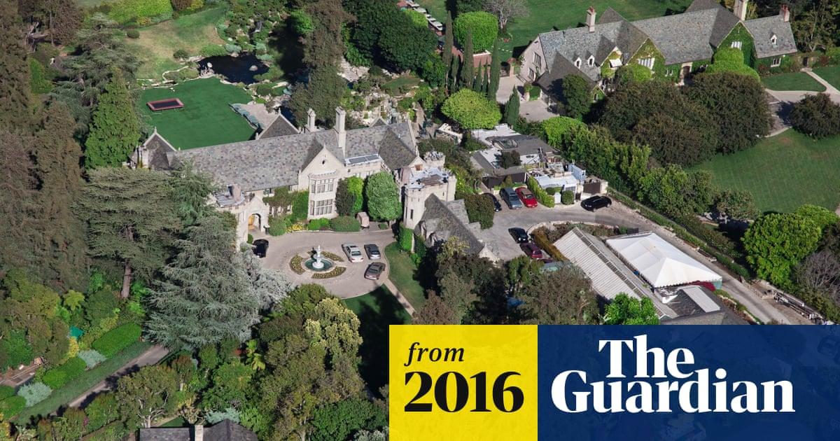 Playboy Mansion Sold To Billionaire Hostess Owner Who Lives Next Door Real Estate The Guardian