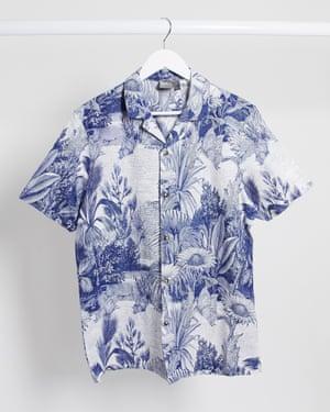 Blue floral, £28, asos.com