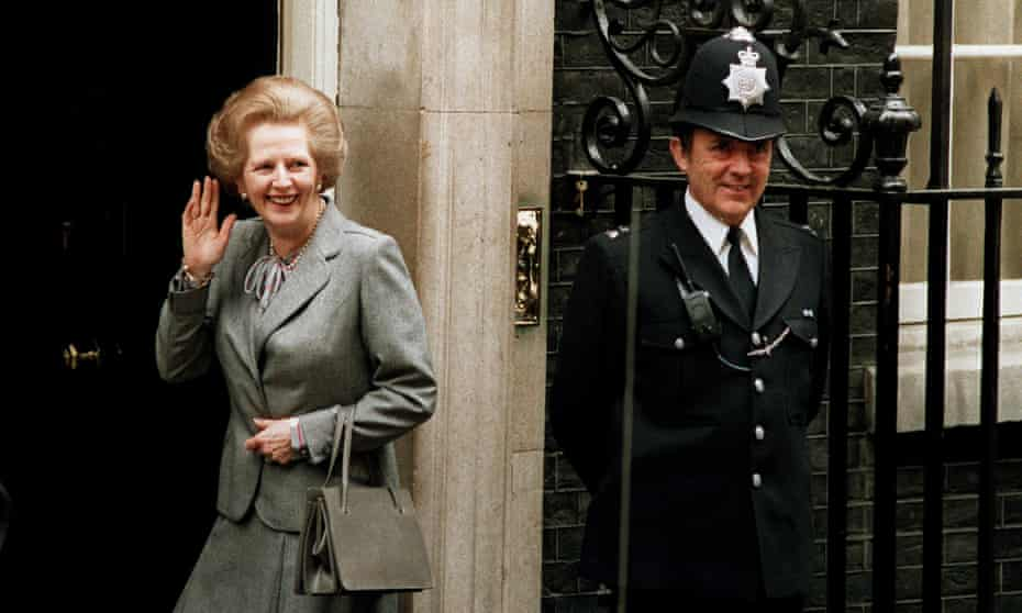 Margaret Thatcher: an unlikely inspiration to the school-aged Tim Farron?