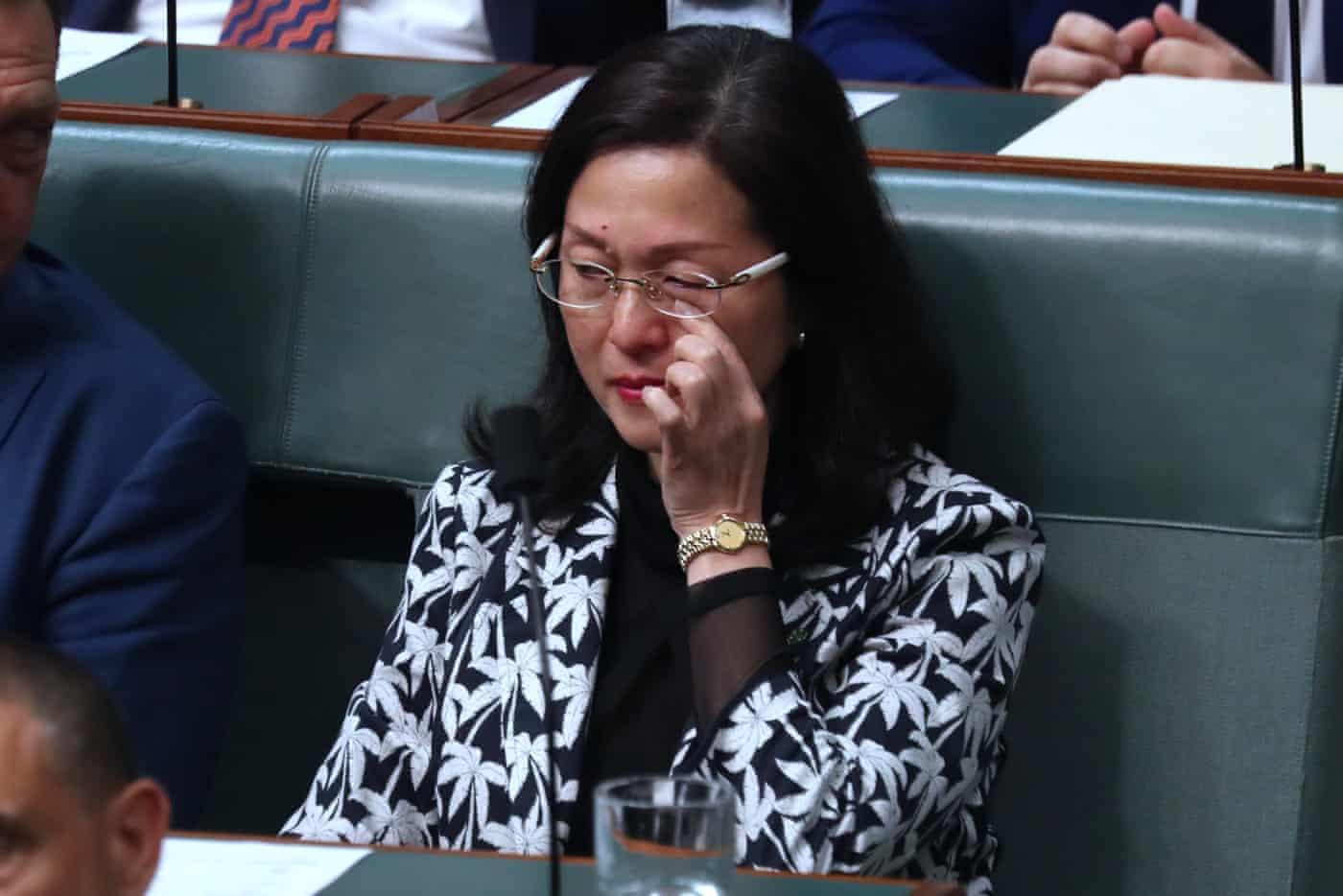 Scott Morrison says Gladys Liu is 'a great Australian' – as it happened