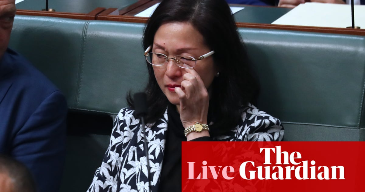 Scott Morrison says Gladys Liu is 'a great Australian' – as ...