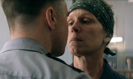 London Critics' Cricle best actress Frances McDormand in Three Billboards Outside Ebbing, Missouri.