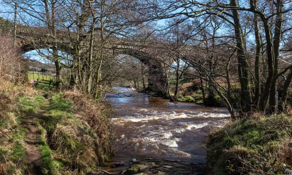 River Esk near Glaisdale.