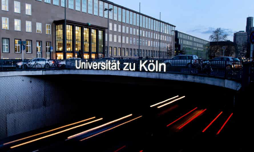 University of Cologne building