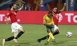 Thembinkosi Lorch scores for South Africa