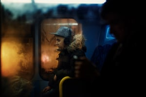 Sarah Lee follows in a long tradition of street photography focusing on public transport