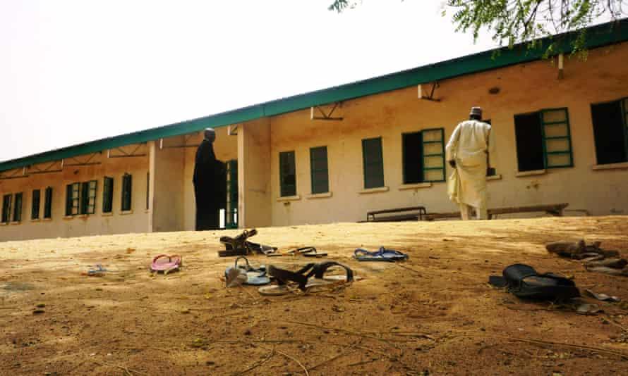 Dapchi school.