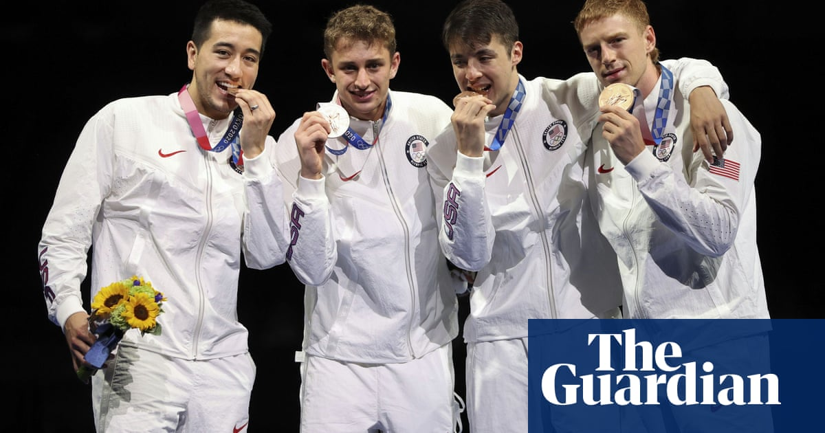 Covid isolation, medals and strife: how US fencing became a nexus of controversy