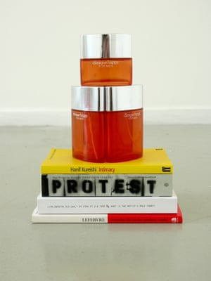 Everyday Life in the Modern World, What is the artist's role today, Protest, Intimacy, 2005, by Heman Chong