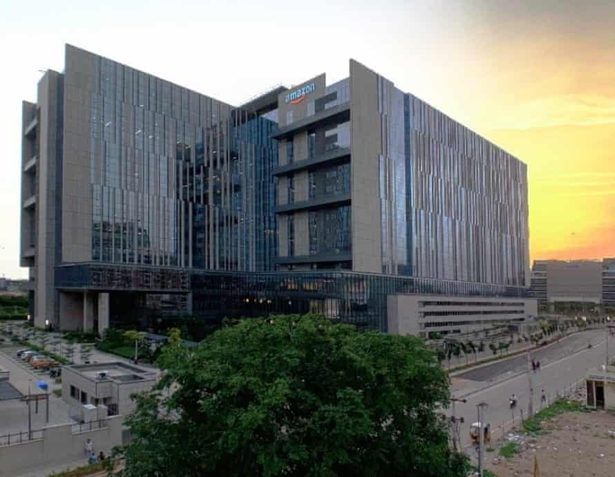The campus is something of a coup for Hyderabad as the city continues its quest to rival Silicon Valley.