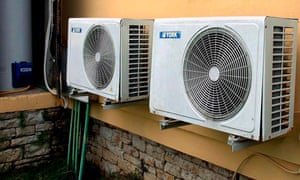 An air-conditioning system.