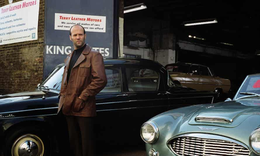 Jason Statham in The Bank Job.