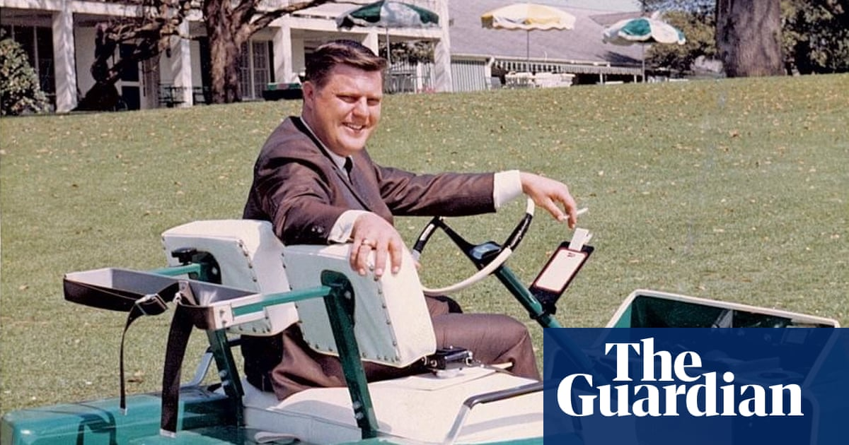 'The Masters is my life': the forgotten Augusta legacy of Philip Wahl Sr | Ewan Murray