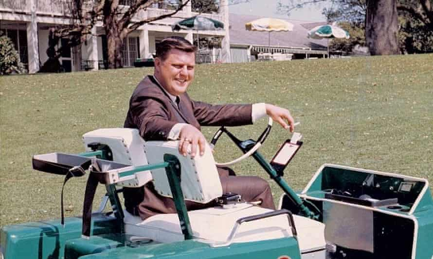 Philip Wahl Sr, general manager of Augusta golf club from 1961 until his death in a car accident in 1978.