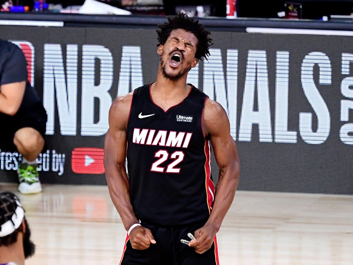 You Re In Trouble Could Jimmy Butler S Game 3 Classic Turn The Nba Finals Sport The Guardian