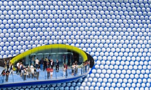 Birmingham's Bullring shopping mall