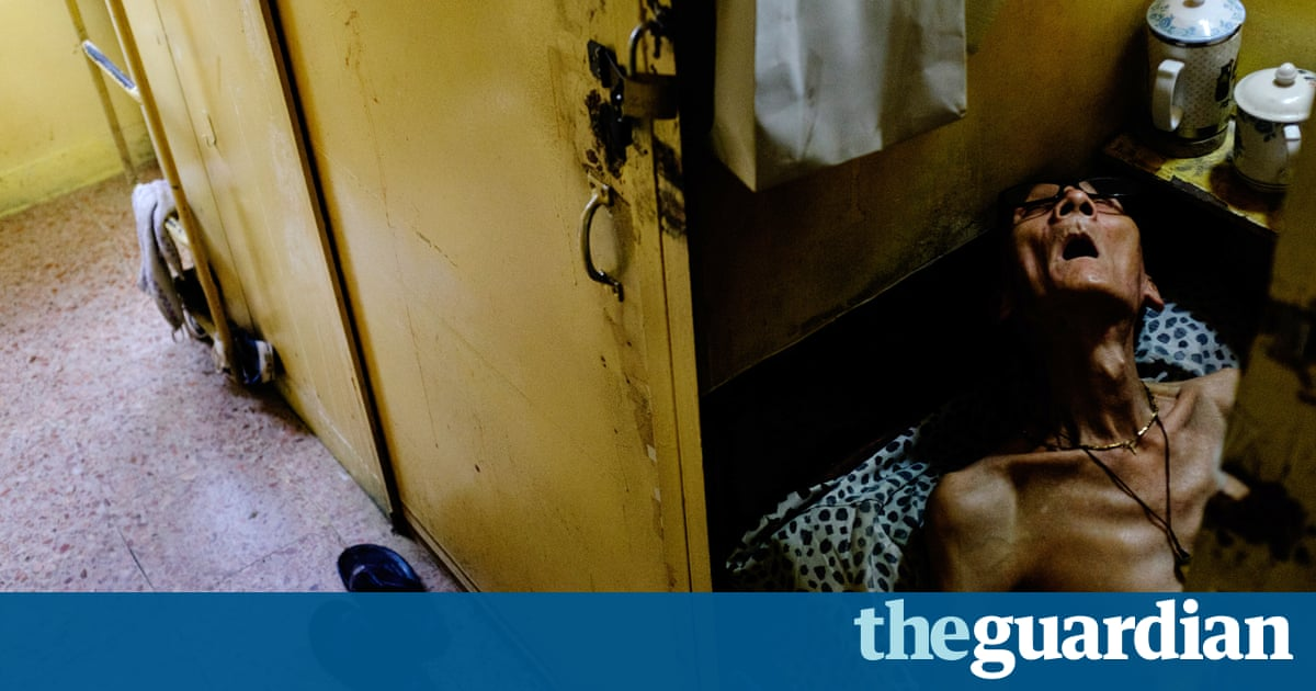 Lucky 8 Auto >> My week in Lucky House: the horror of Hong Kong's coffin ...
