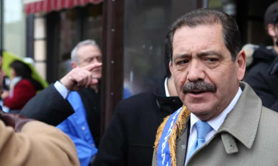 Challenger Jesus 'Chuy' Garcia has had little to say on Homan Square.