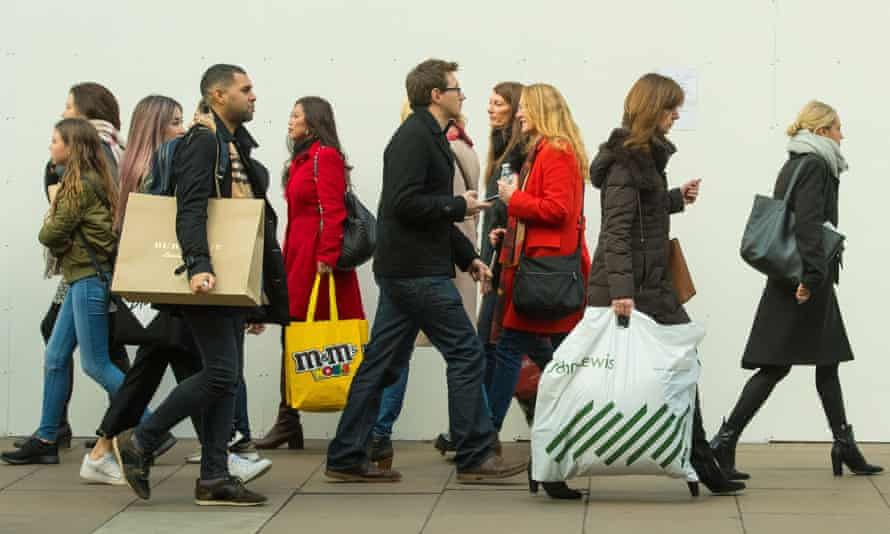 Thanks to consumer spending the UK economy is likely to grow in 2017 more than initially predicted, but the trend might change.
