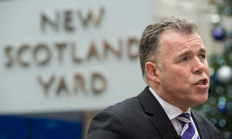 Former head of Met police counter-terrorism command Richard Walton.