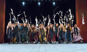 The Suppliant Women at the Young Vic.