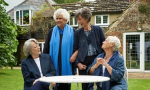 Maggie Smith, Joan Plowright, Eileen Atkins and Judi Dench.