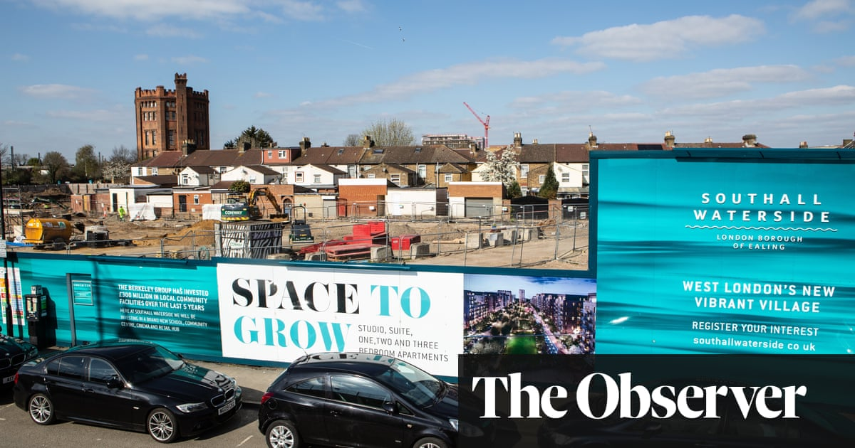 Families hit out at London gasworks redevelopment | Environment