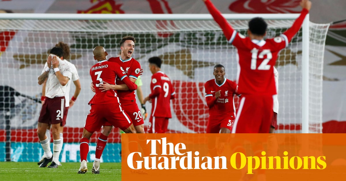 The Klopp-Keane exchange tells us much about how football has changed | Jonathan Wilson