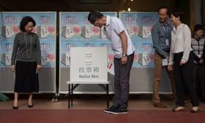 Hong Kong polls