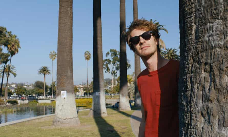 Murky depths … Andrew Garfield in Under the Silver Lake.