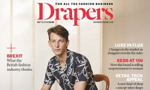 Drapers digital edition: publisher Ascential is to sell 13 titles