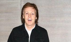 Paul McCartney in 2016.