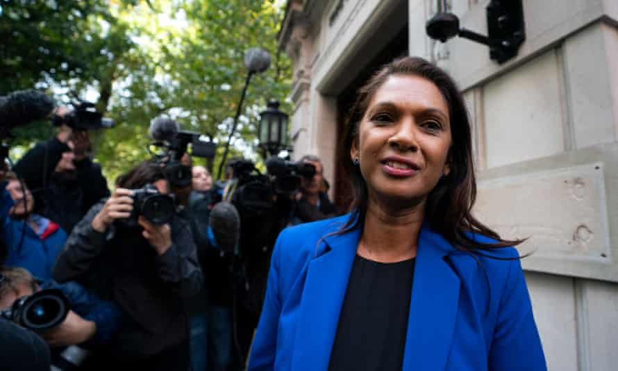 Mishcon de Reya represented the businessowner and activist Gina Miller during her legal battle against Brexit.