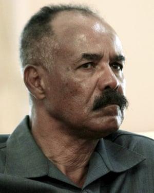 President Isaias Afwerki.