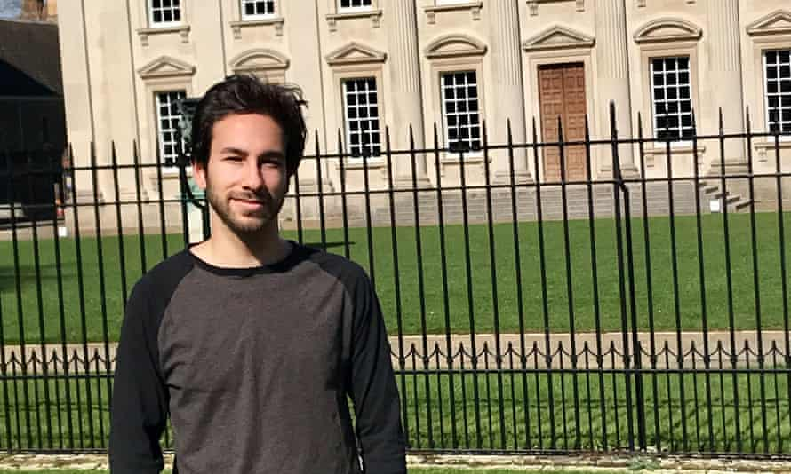 Daniel Wittenberg, a final year Cambridge student, wants his university to cancel exams.