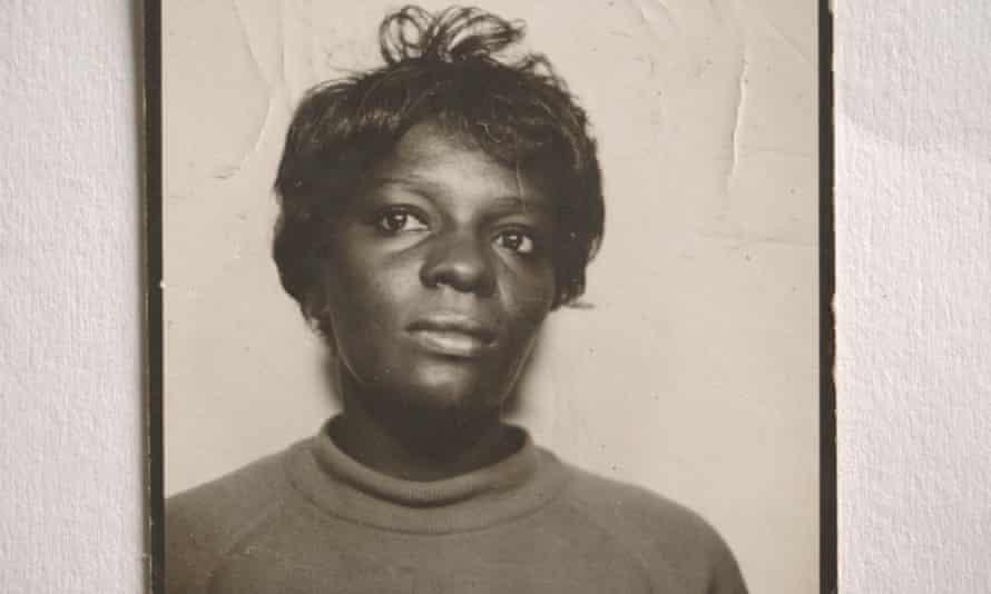 Yance's mother, Barbara Dunmore Ford, circa 1958.