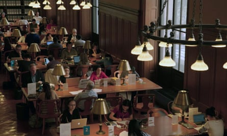 Betterment … Frederick Wiseman brings us allcomers to the New York Public Library.